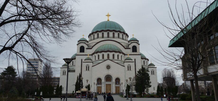 www.ceskemisie.cz Bělehrad Lockdown otevřená církev