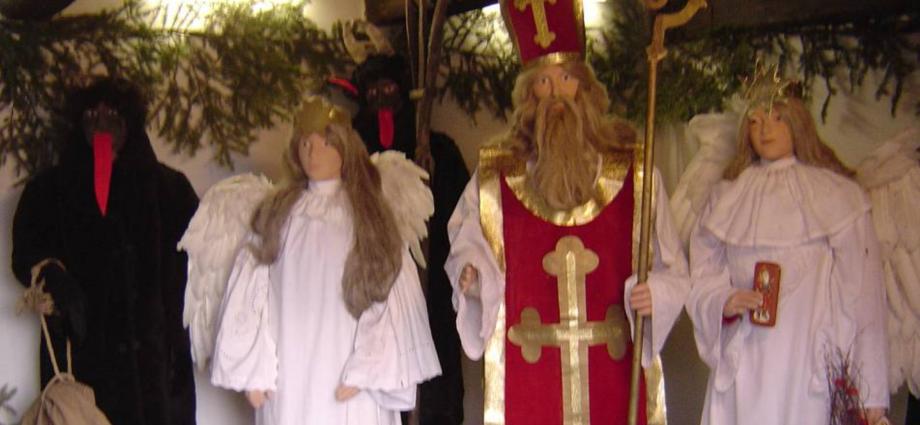 čert a Káča, Mikuláš a čert, evangelizace, získávání duší