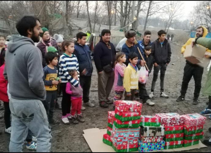 OCC Operation Christmas child, Samaritan Purse, Operacija Bozicno dete, shoeboxes gospel