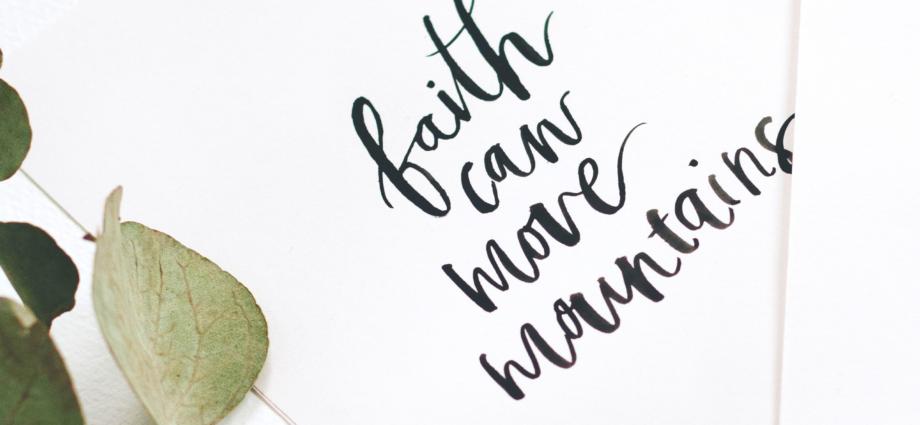 Misie vírou, nikoli bez víry